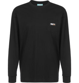 Montana Cans Longsleeve Logo Label - Black