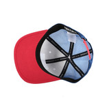 Iriedaily Stonefinger Meshcap -[navy red]