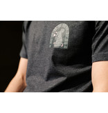 Montana T-SHIRT TUNNEL RAT BY MATTER OF - Charcoal