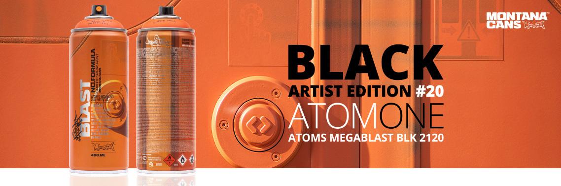 BLACK Artist Edition ATOM ONE