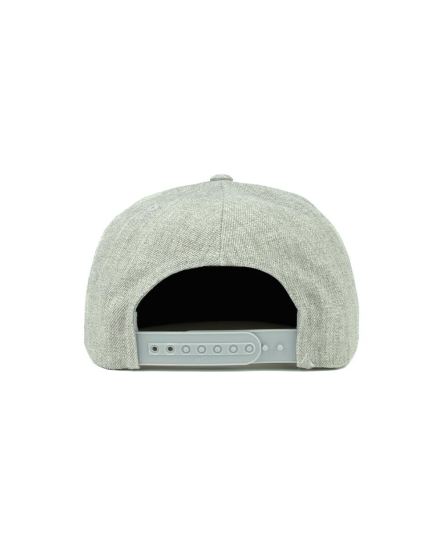 639ER SNAPBACK CAP grey