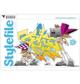 Stylefile #57 Graffiti Magazin