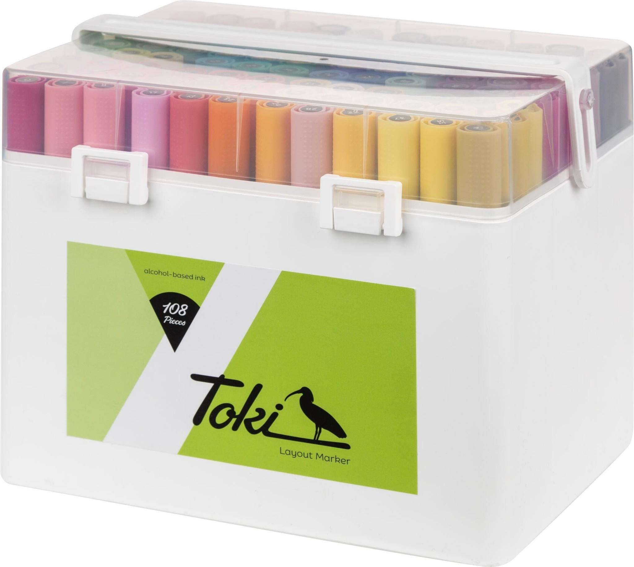 Toki Marker 108er Marker Set Main A