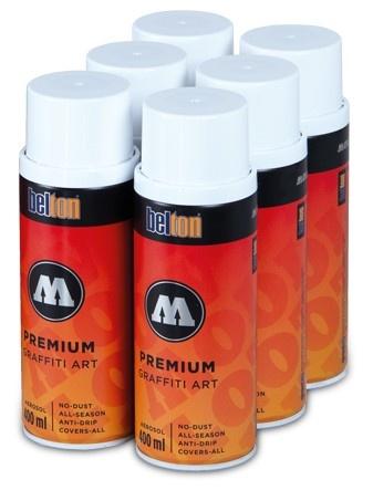 Molotow PREMIUM White Pack