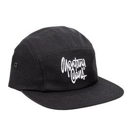 montana Cans 5-Panel Cap Shapiro TAG Black