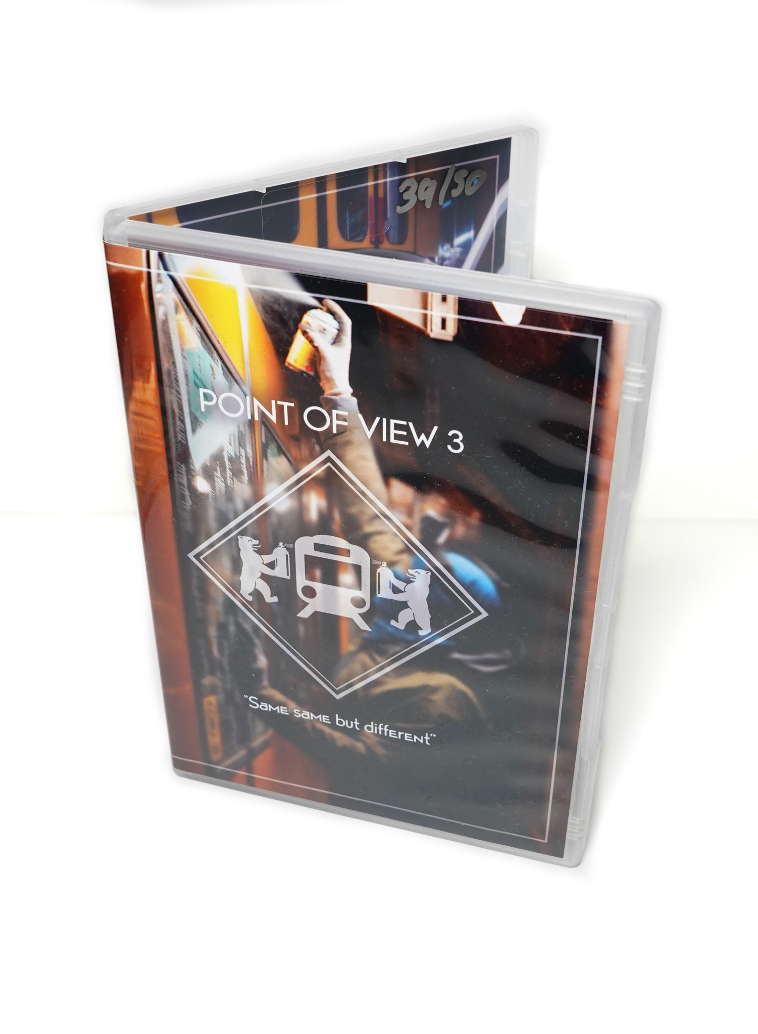 Point Of View Graffiti DVD#3
