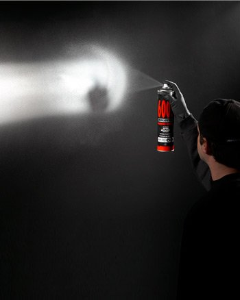 Molotow BURNER Chrom 600ml Sprühdose