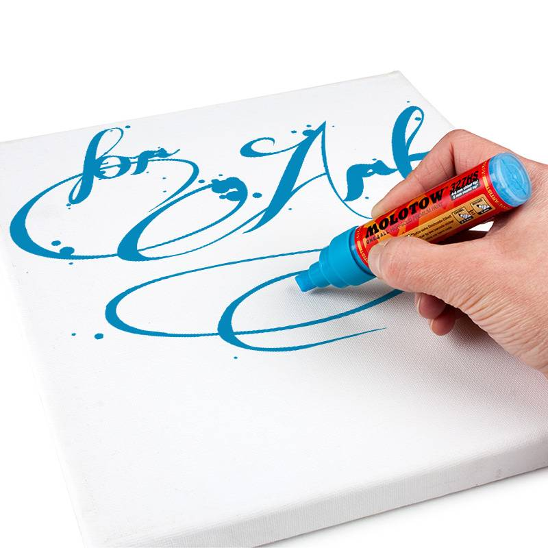 Molotow ONE4ALL 327HS 4-8mm Acrylic Marker