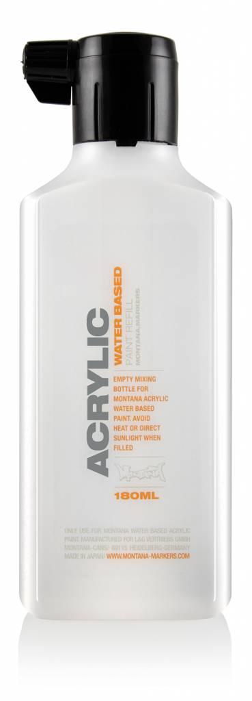 Montana ACRYLIC Empty Bottle 180ml