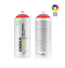 Montana CHALK 400ml Kreidespray