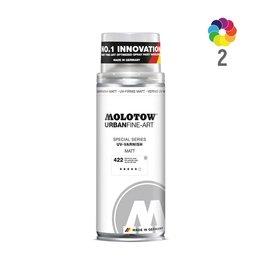 Molotow URBAN FINE-ART UV-Firnis 400ml Sprühdose