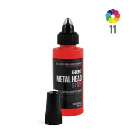 Grog METAL HEAD 4mm Ruff Stuff Paint