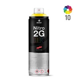 MTN Colors NITRO 2G 500ml Sprühdose