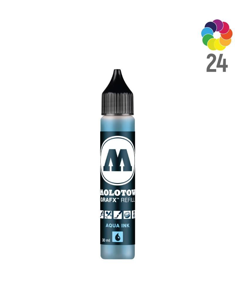 Molotow AQUA INK Refill 30ml