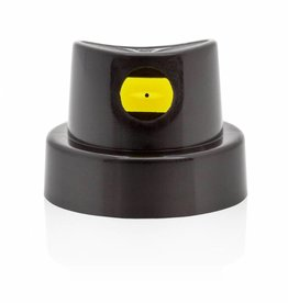 FLAT JET CAP MEDIUM Black/Yellow