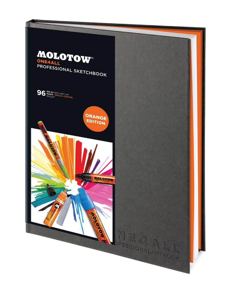 Molotow ONE4ALL SKETCHBOOK Din A4 Hochformat