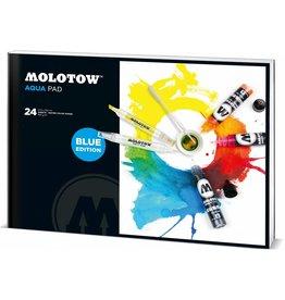Molotow AQUA PAD 27 x 19,5 cm / 39 x 27 cm