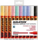 Molotow ONE4ALL 227HS Marker 10er Pastel-Set