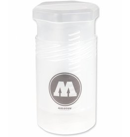 Molotow EMPTY SCREW BOX Transparent