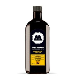 Molotow COCKTAIL Speedflow Buff Resist Ink Refill 250ml