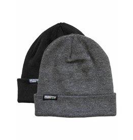Montana BEANIES Black/Grey