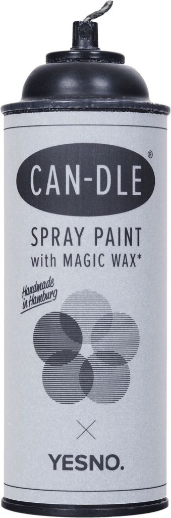 CAN-DLE Kerze 400ml Sprühdose als Kerze