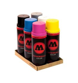 "Molotow COVERSALL Color Pack ""FORK CMYK-Edition"""