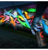 """Molotow COVERSALL Color Pack """"FORK CMYK-Edition"""""""