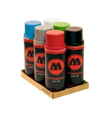 "Molotow COVERSALL Color Pack ""FORK RGB-Edition"""
