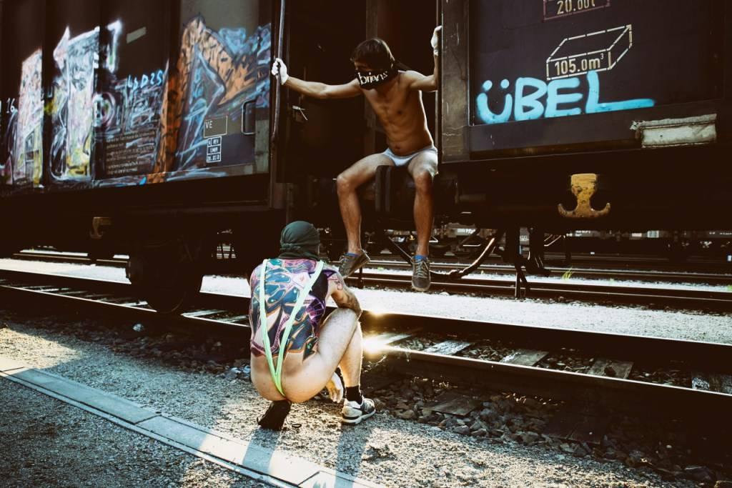Graffiti Playboys Kalender 2017