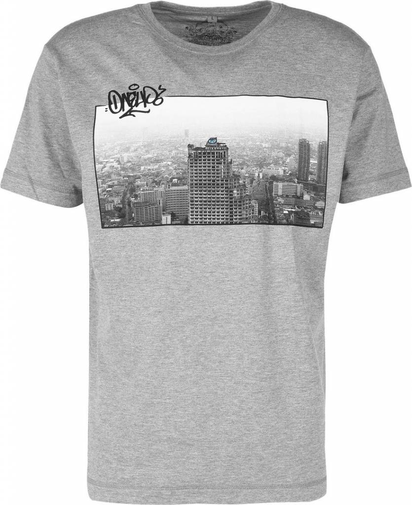 1UP BANGKOK T-SHIRT grey