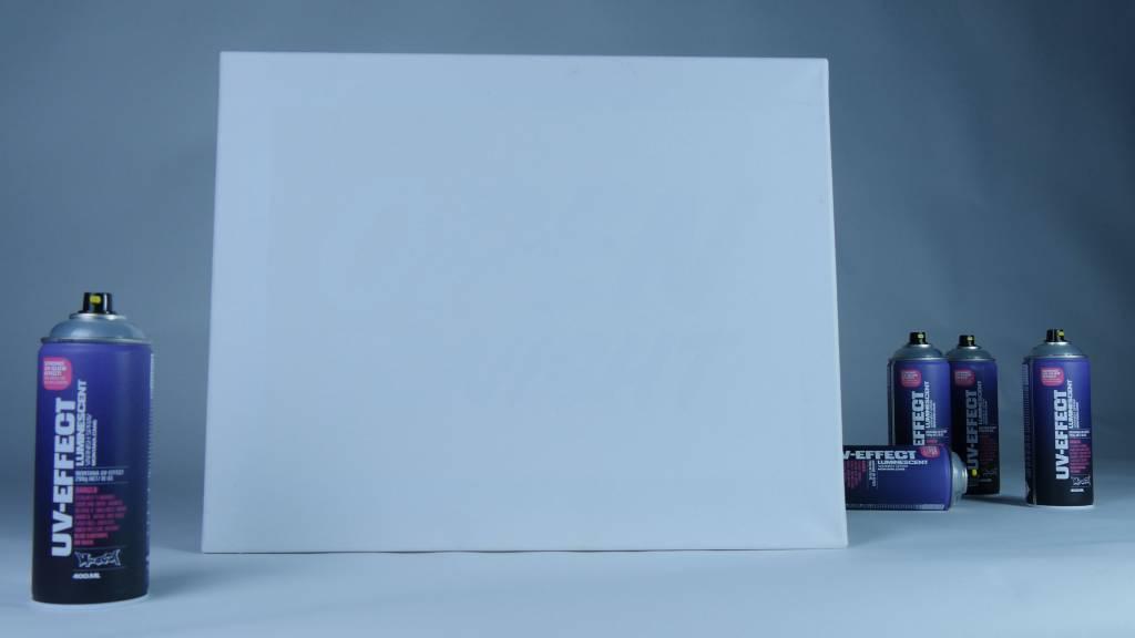 Montana UV-EFFECT Transparent 400ml Sprühlack