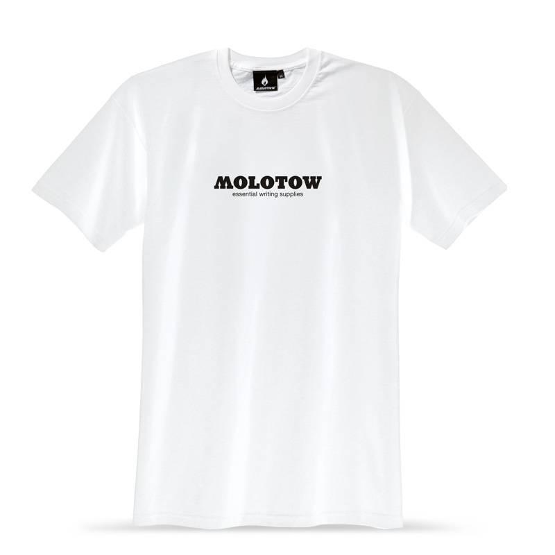 Molotow T-Shirt Basic weiß