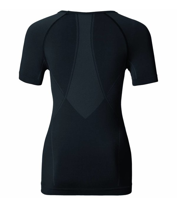 Odlo Shirt Evolution Light Dames Zwart