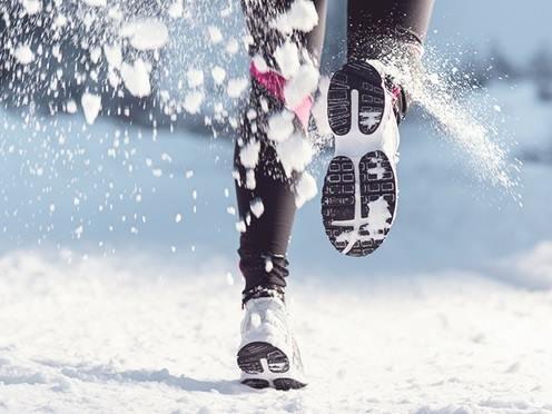 Tijdens koude dagen presteer je beter!