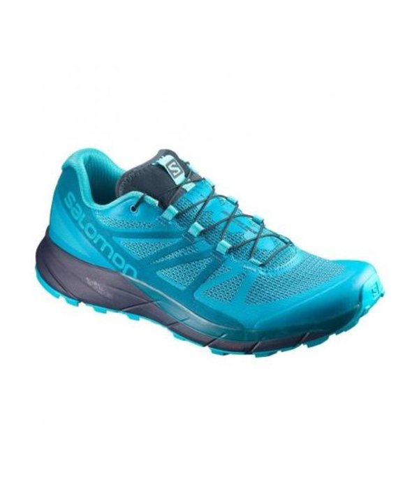 Salomon Sense Ride Dames Blauw