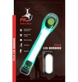 Hardlooplampje + Veiligheidsvest Roze