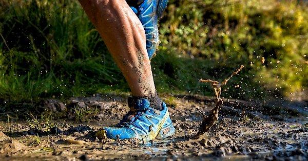 Hardloopschoenen schoonmaken