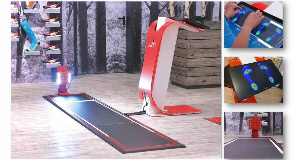 Nieuw: voetscreening bij PK!