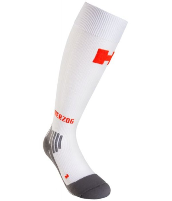 Herzog Medical Compressiekousen lang wit