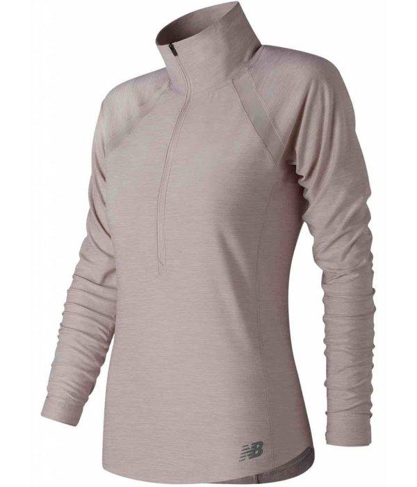 New Balance Hardloopshirt met lange mouwen Dames