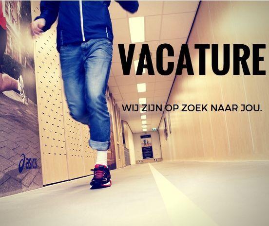 Vacature! We zijn op zoek naar jou!