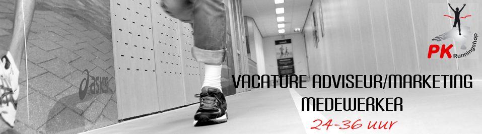 Vacature adviseur/marketing medewerker