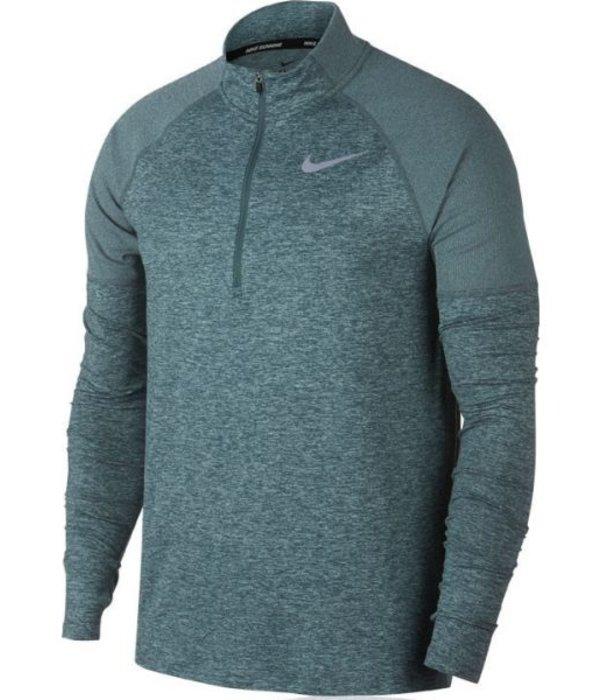 Nike Element Top Heren Groen