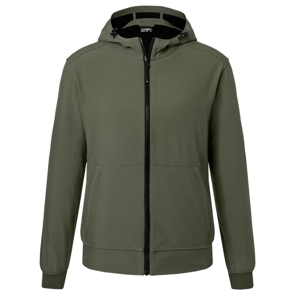 Softshell Wandeljas Heren