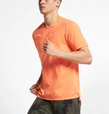 Nike Shirt Breathe Rise Heren Oranje