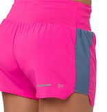 ASICS Short 3.5in Dames Roze
