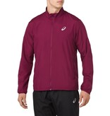 ASICS Silver Jacket Heren Paars