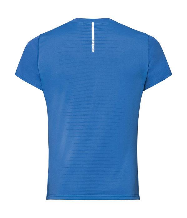 Odlo Shirt Ceramicool Heren Blauw