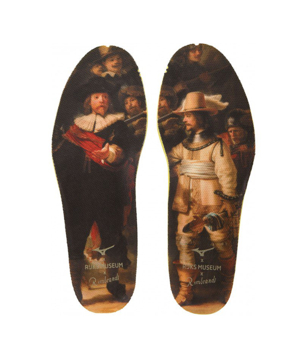 Mizuno Ultima 11 Rembrandt Goud Zwart